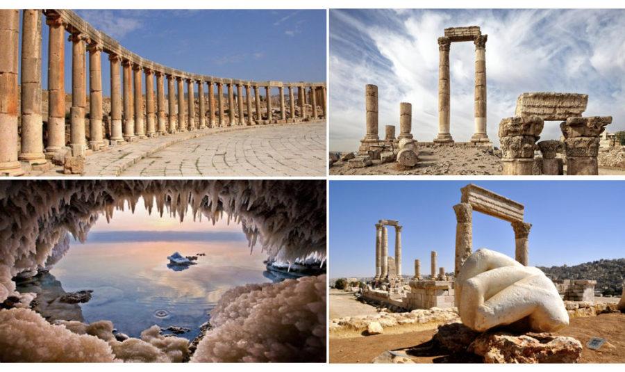 Jordan, Amman, Dead Sea, Jordan Desert