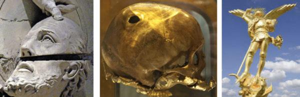 Craniul Sf. Aubert