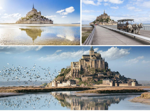 Golful Mont Saint-Michel