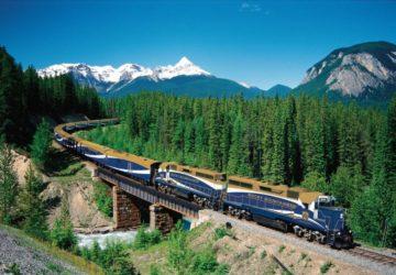 călătorii cu trenul