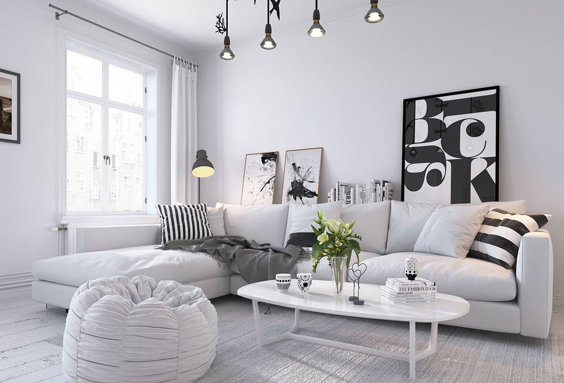 decor scandinav
