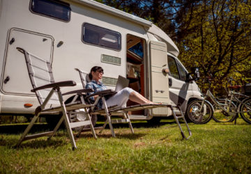 camping rulota