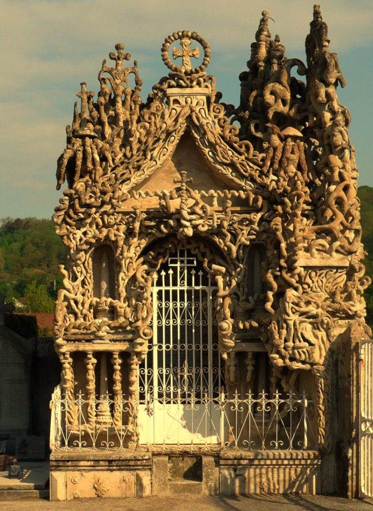 mausoleu cheval