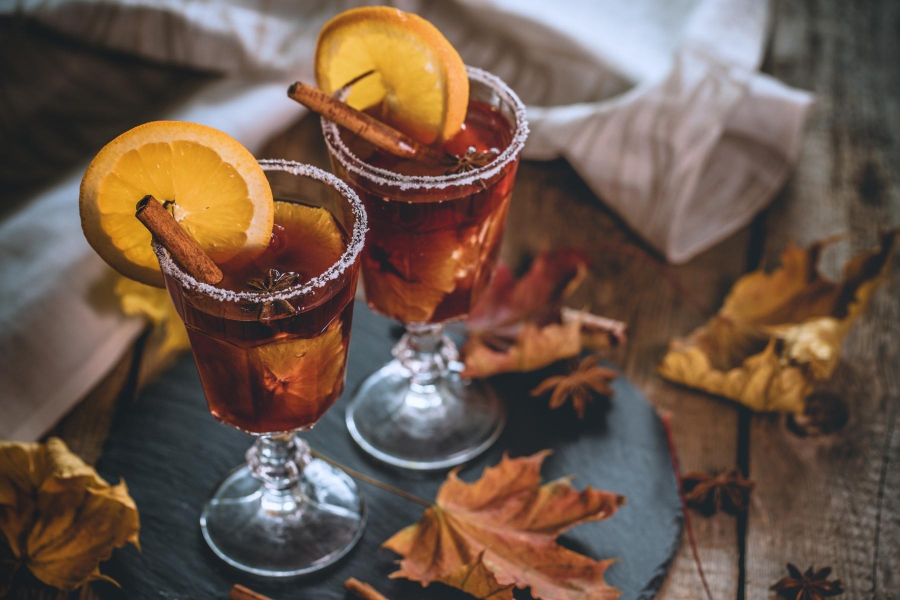 cocktailuri de toamna