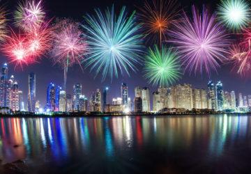 artificii dubai