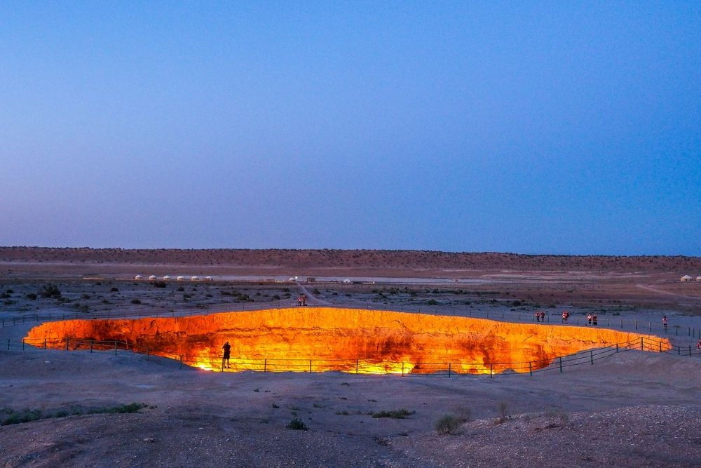 Gate to Hell Darvaza