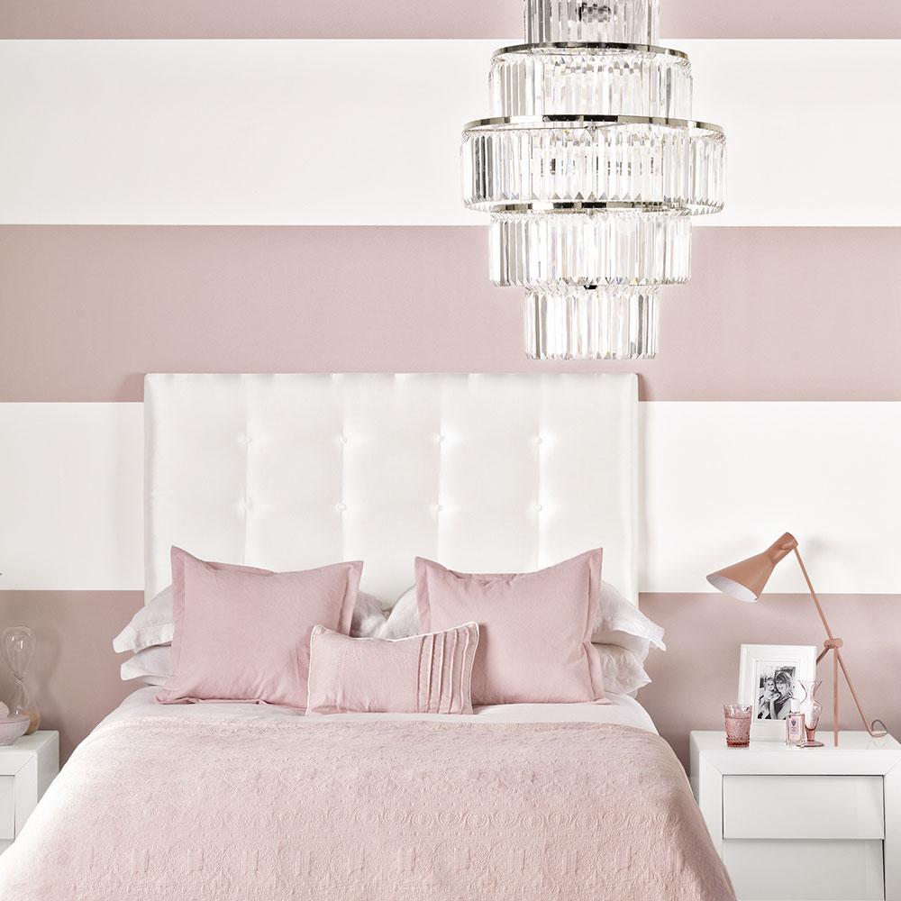 dormitor roz