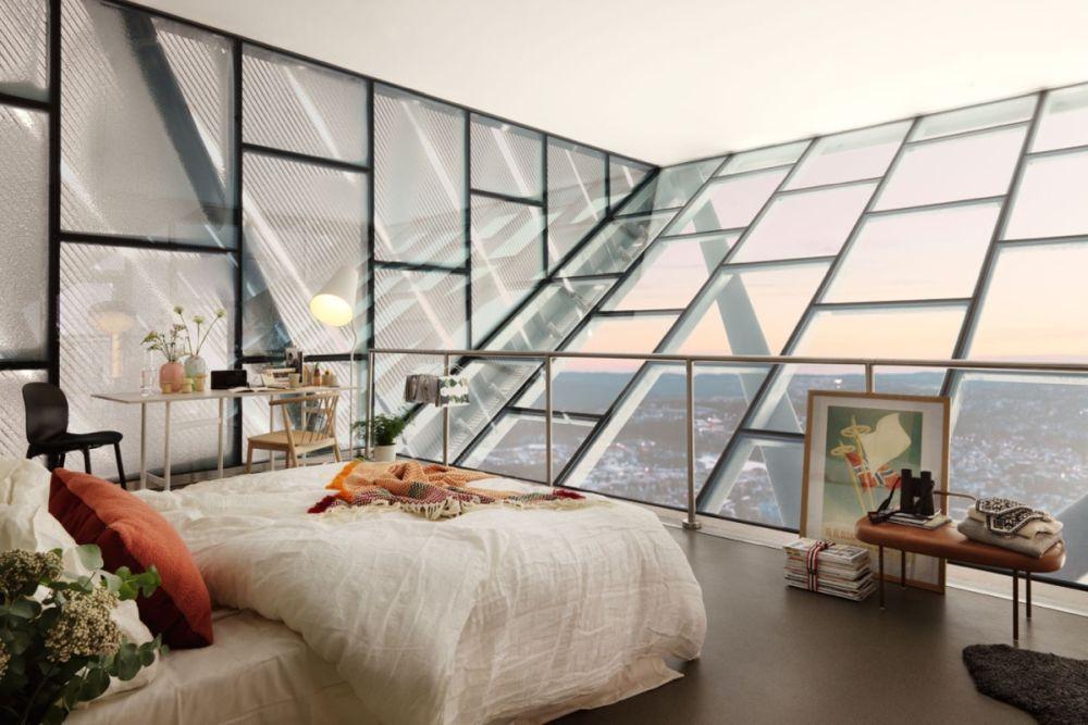 dormitor scandinav