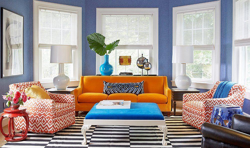Cum să-ți decorezi locuința folosindu-te de culori