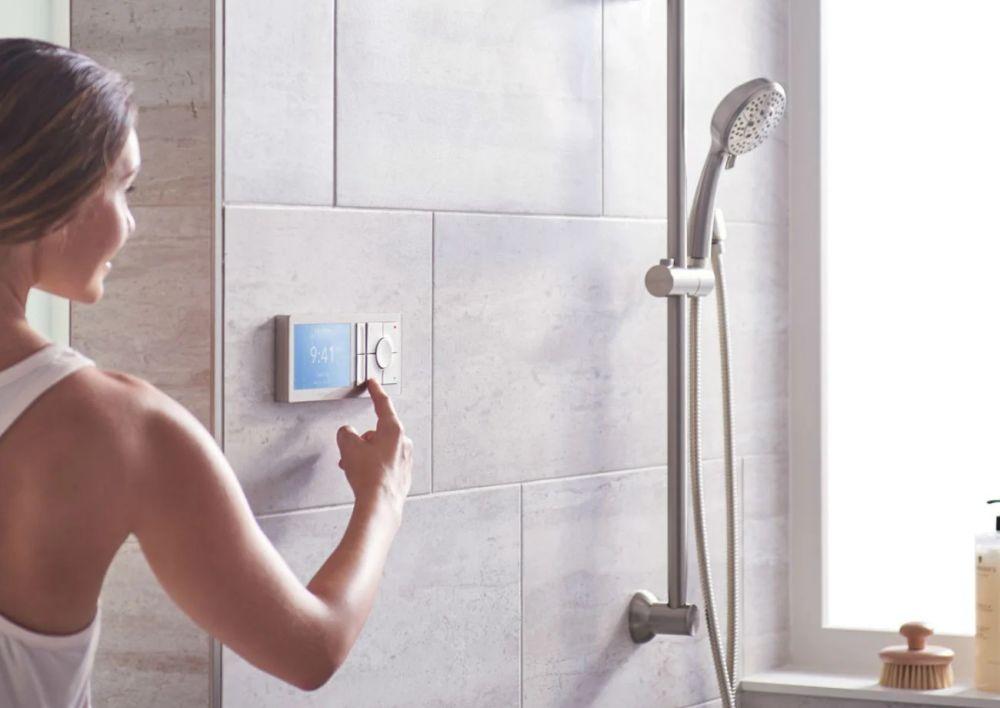 Smart Shower