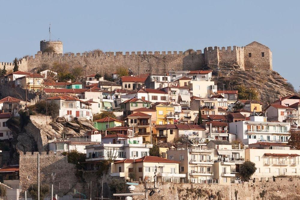 castel kavala