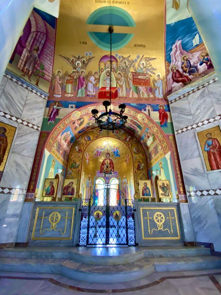 mânăstirea lydia