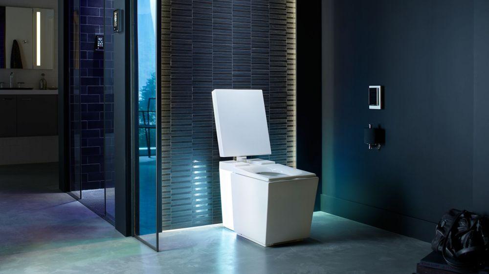 smart toilet kohler
