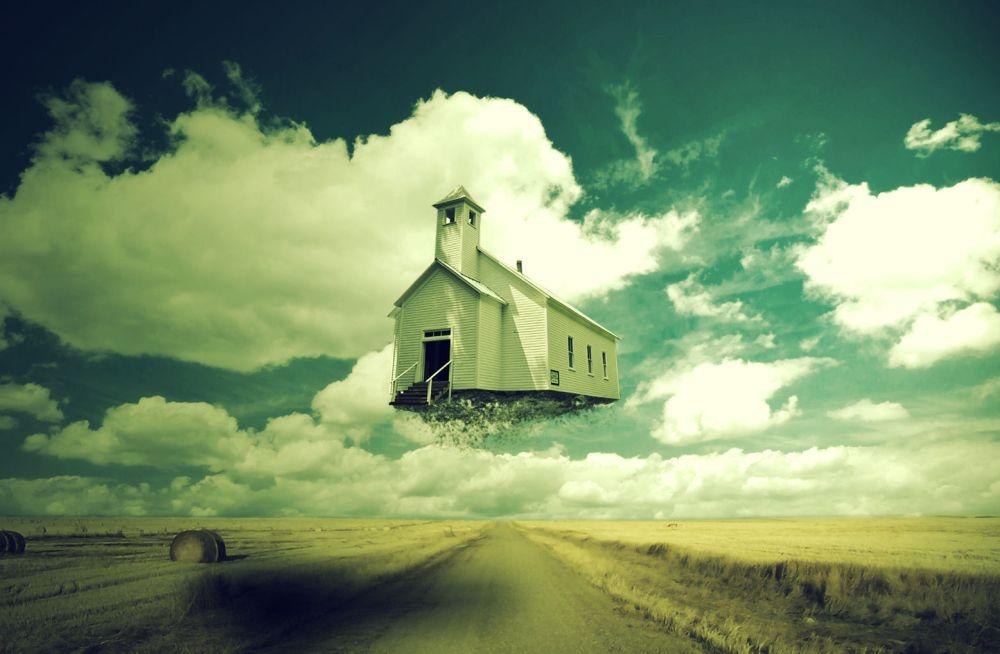 casa zburatoare
