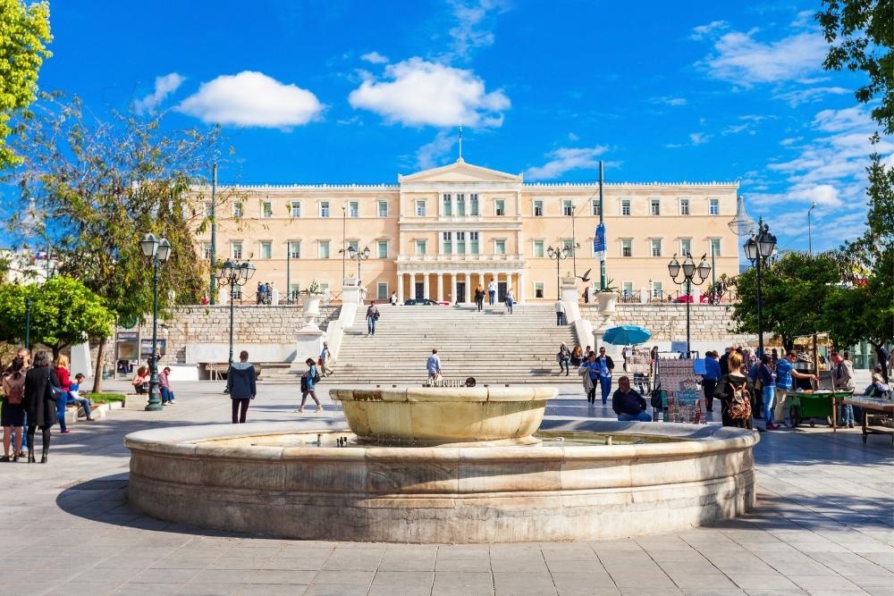 Piața Syntagma