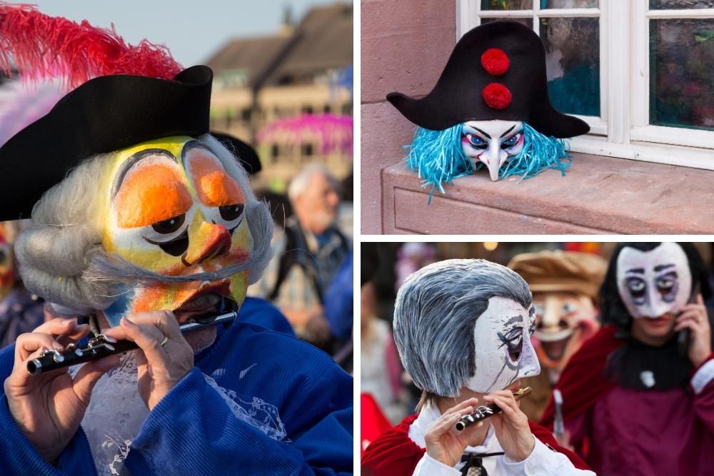 Carnavalul din Basel