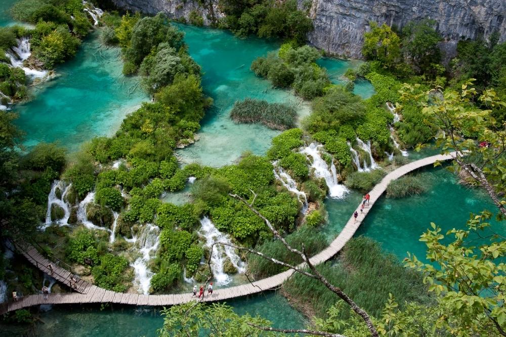 Cascadele Plitvice