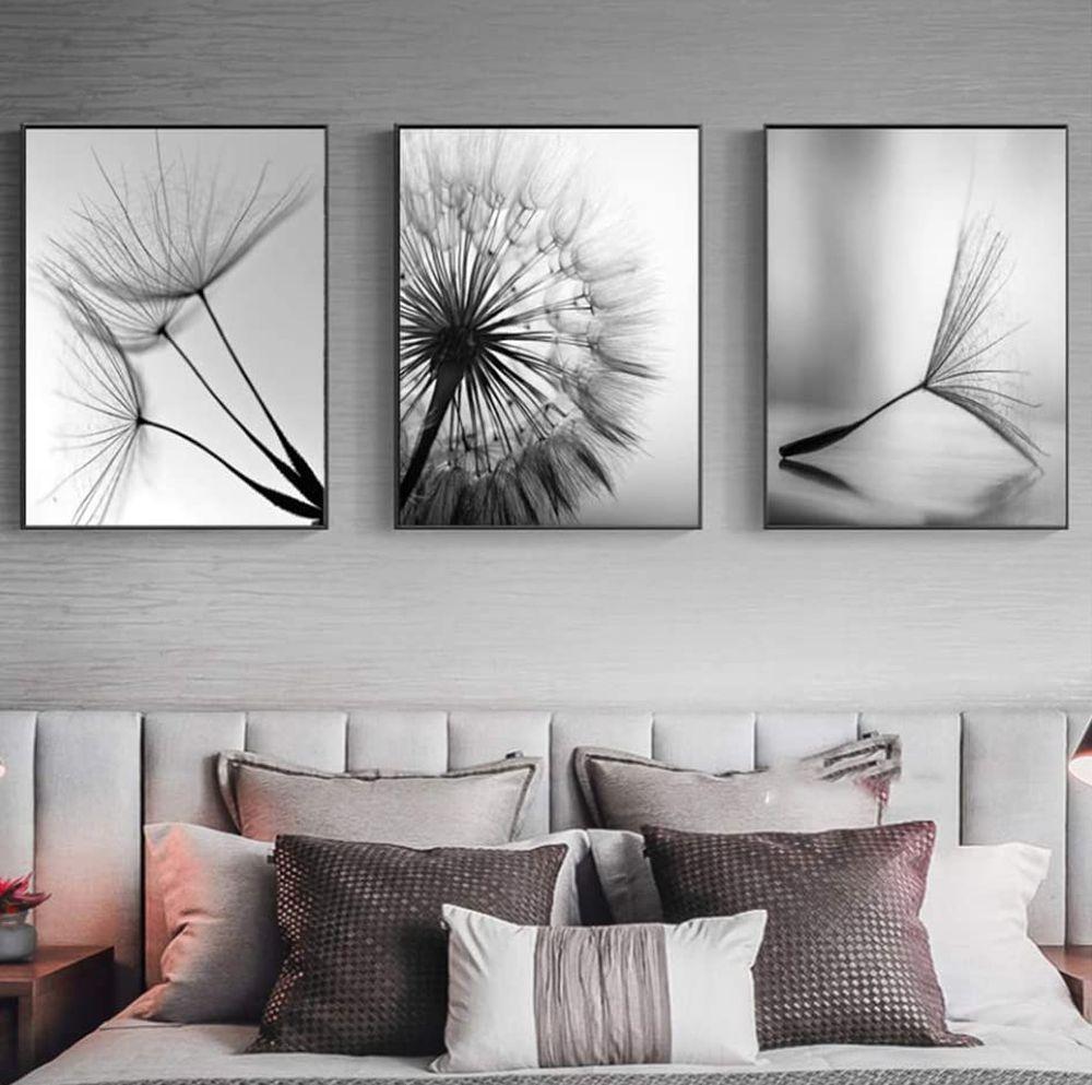 arta alb negru