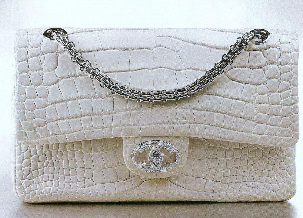 """""""Diamond Forever"""" Chanel"""