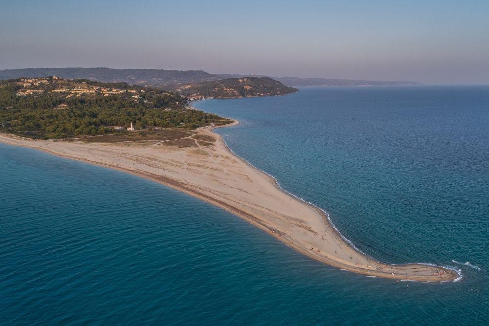 Possidi cape beach