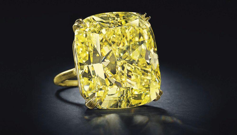 The Vivid Yellow Ring