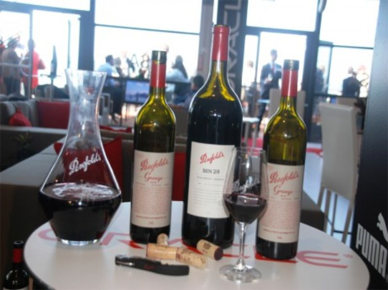 Ampoule from Penfolds