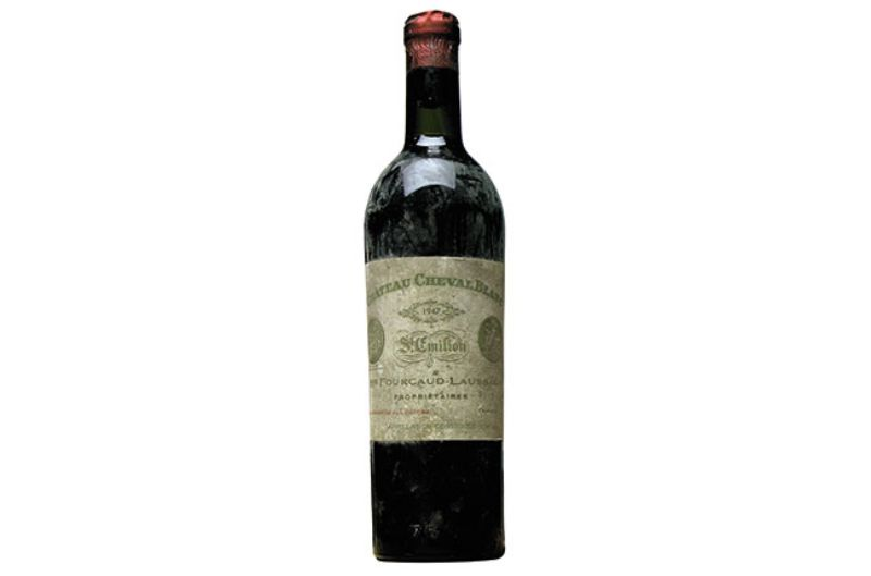 Cheval Blanc 1947