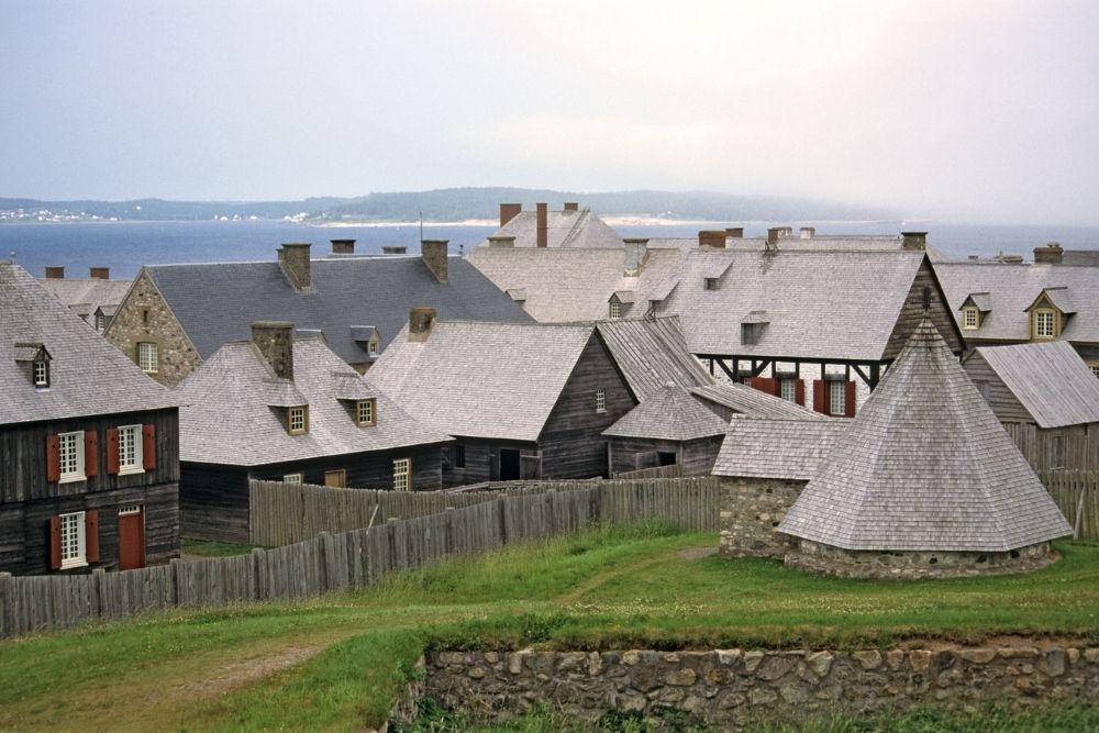 fort Louisbourg