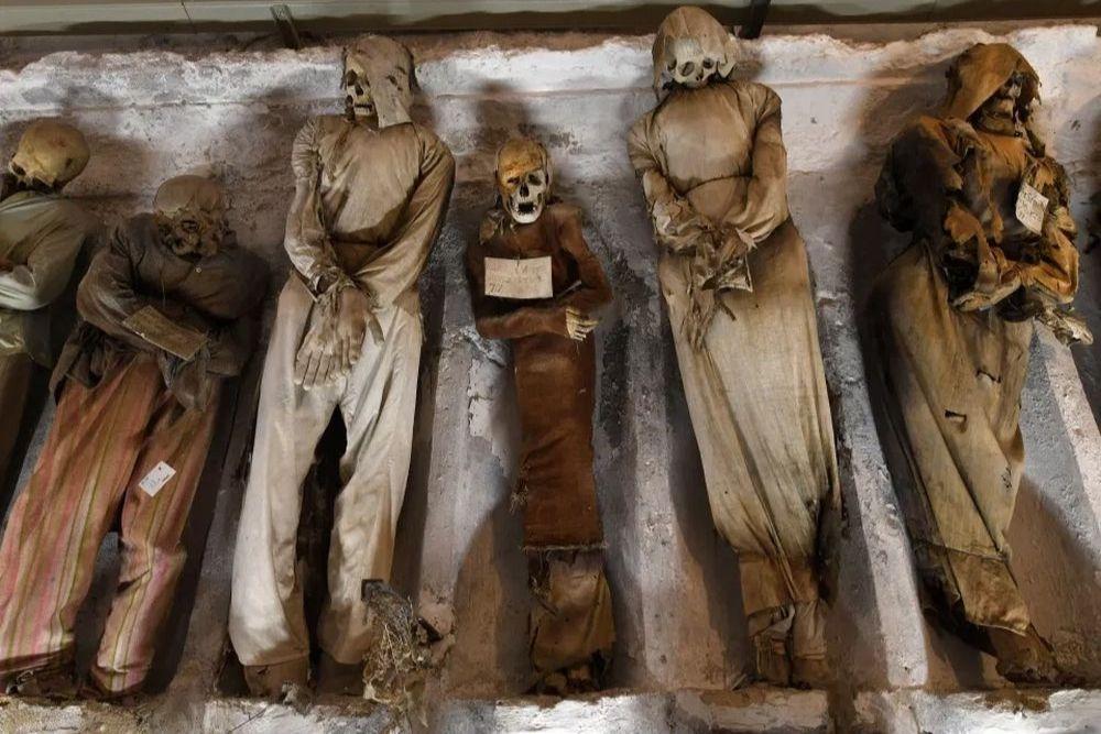 cripta capucinilor