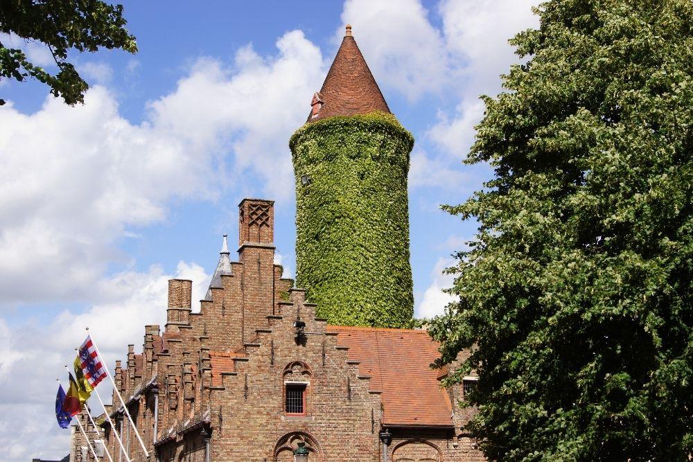 ivy tower bruges